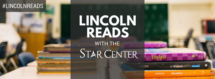#LincolnReads Lincoln Reads with the STAR Center