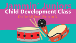 Jammin Juniors Child Development Class Do Re Mi from Birth to 3