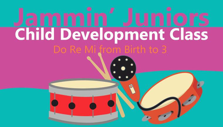 Jammin Juniors - Child Development Class - Do Re Mi from Birth to 3