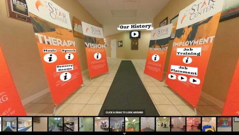 Virtual Tour on Kuula